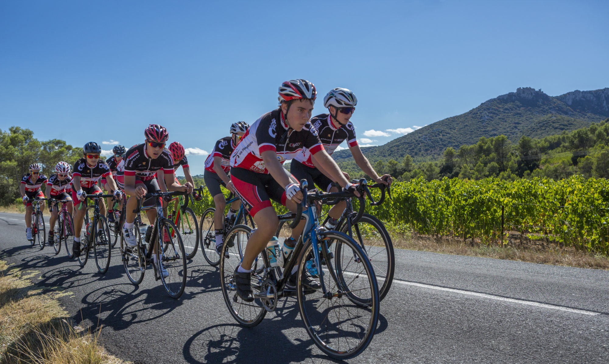Mousquetaires Cyclistes Pradéens